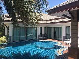 Villa By 'Baan Dust Pattaya Lake'