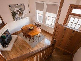 greydoor43 - luxury town house - West Hobart