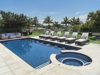 THE PARK HOUSE- **POOL & SPA HEATED FOR WINTER**