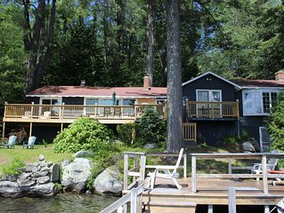 MUT85W - Winnipesaukee Waterfront Home Meredith
