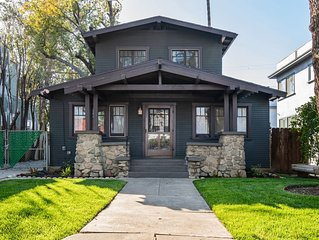 Charmingly Restored Craftsman in East Hollywood