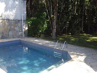 Casa 4 dormitório Riviera de São Lourenço-Bertioga - 2 suites