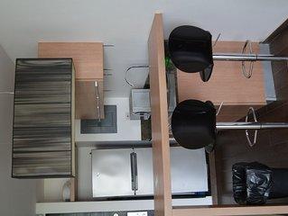 Apartamento privado # 416