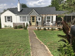 Renovated House In Augusta Rd Area ~ 5 Minutes From Downtown, Close To Trolley!