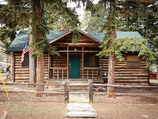 Cozy Woodland Park Cabin 2 blocks to Downtown