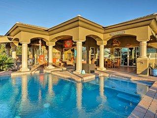 Phoenix Area House w/ Pool & Resort-Style Backyard