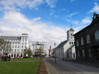 Perfectly Located Apartment in the beautiful Heart of Reykjavik