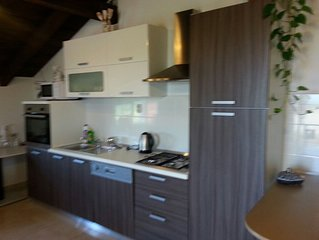 Comfortable  apartment TIA  for 8 people