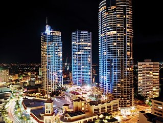 **NOV from $145 per night** - 2 Bedroom Apartment - Surfers Paradise