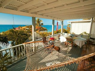 Cruz Bay 1 Bdrm Condo Just Steps from Frank Bay & Easy Walk into Town