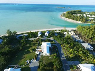 3 Bedroom / 3 Bath just steps to a powder-white sand beach and turquoise waters!