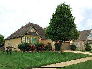 Lux French Country, Easy Access to Branson