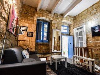 Historic Townhouse in Birgu Center
