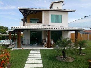 Casa de praia no condomínio Arauá - Vizinho ao Club Med Itaparica