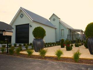 Maison du Ciel:  Comfort in Christchurch
