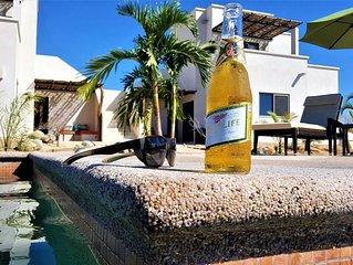 Vista Tortuga - VILLA ARENA by the BEACH & Pool