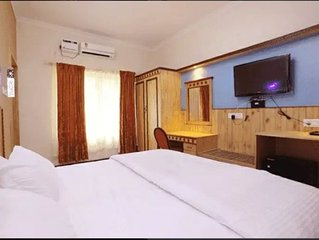 Comfortable Executive Suites for your Holiday