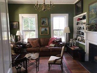Aiken ELEGANT MASTERS RENTAL! Historic, Large & Elegant  1903 Guest Lodge .