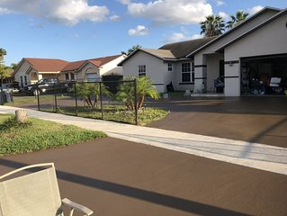 Spectacular  get away with big backyard, bbq, hang out area and pool included