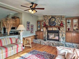 NEW! Pet-friendly Home by Cloudland & Chickamauga!