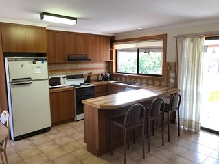 Close to beach, cafes and shops with all amneties