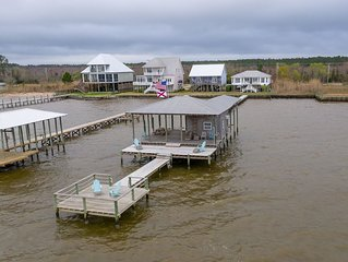 Waterfront Home with Dock!