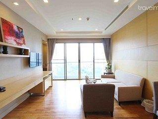 Apartment With Panoramic Views