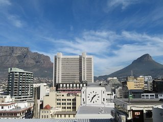 11th floor with table mountain view