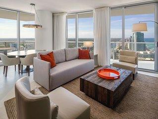 Brand New Premium One Bedroom Condo, Beach Side