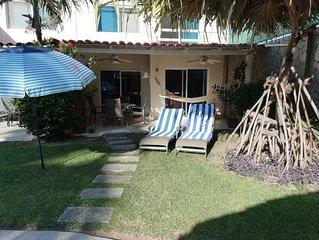 Comoda Villa en Acapulco Diamante con Club de Playa