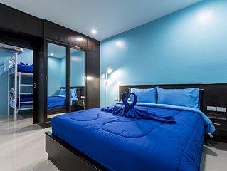 B Triple suite, close to kata beach