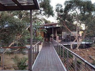 Luxury Treehouse in the Australian bush