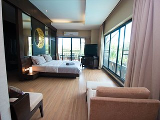 Luxury 4 bed pool villa in Pattaya