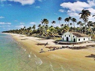 Club Meridional Carneiros - Condominio a beira mar - Praia dos Carneiro