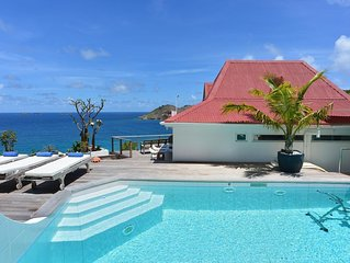 Private and with Exceptional Views, Sunrise in Jacuzzi, Terrace, Large Swimming