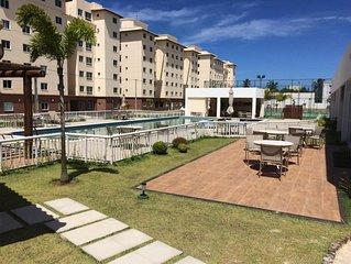 Apartamento para temporada - Vog Torres do Sul - Ilheus