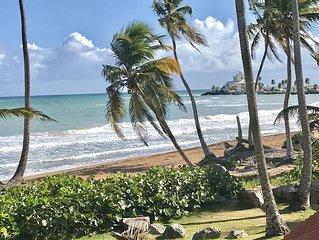Fantastic Ocean Front 1 Bedroom Villa in Golf community, Pal mas Del Mar Resort