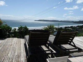 Stunning Onetangi Waiheke Beach House