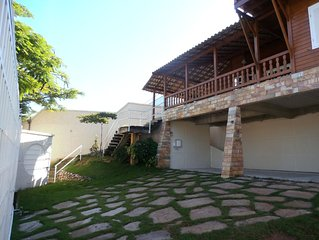 Mansao na Orla da Pampulha pertinho do Mineirao com 10 quartos e hidromassagem
