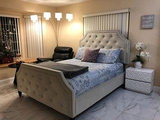 1 bedroom home near Huntington beach