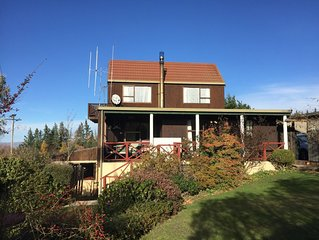 Sunny spacious 3 BDM home with awesome views