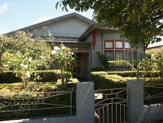 Character cottage 3kms from Launceston CBD