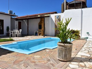 Elegante e confortavel casa perto da Praia de Ponta Negra