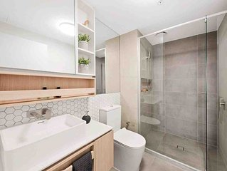 Spacious Two Bedroom Two Bathroom Apartment