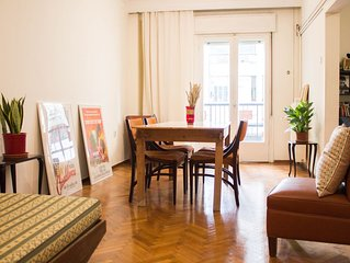 Aristotelous Sq, city center entire 120sq m flat
