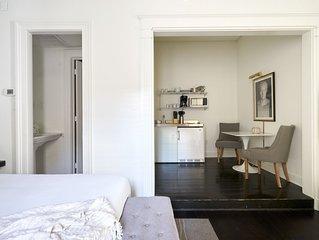 Sonder | St. Helene | Lovely Studio + Balcony