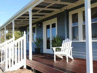 Mount View Cottage - Luxury in picturesque setting