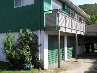 Beach Road Waikawa two storey bach