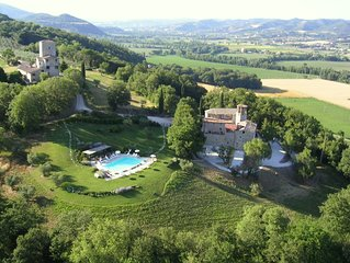 Luxurious fully staffed medieval Castle to make your group getaway