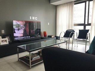 NP01 apartamento alto luxo em Boa Viagem